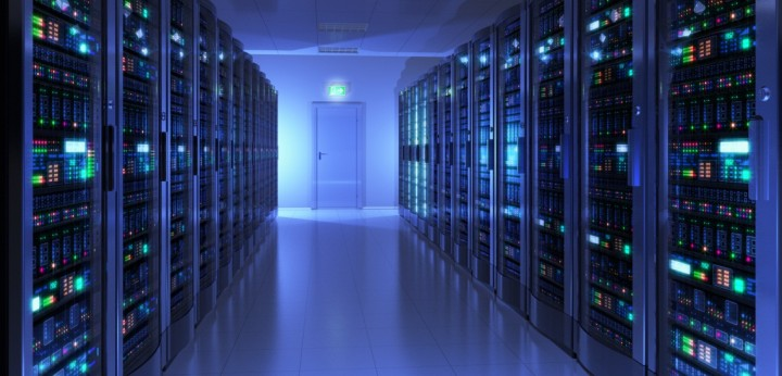 Web Hosting servers inside Datacenter